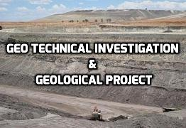 Geo Technical Investigation & Geological Project